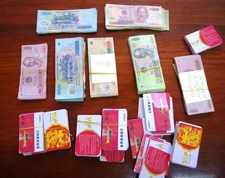 Hinh thuc danh bac sat phat cao lan dau bi bat giu tai Ha Tinh - Anh 1