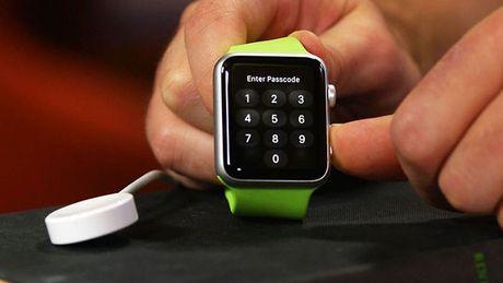 Cach nhanh nhat khac phuc su co quen mat khau Apple Watch - Anh 1