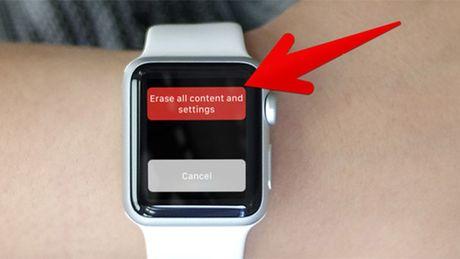 Cach nhanh nhat khac phuc su co quen mat khau Apple Watch - Anh 5