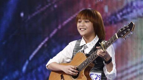 Dat len ban can 3 thi sinh nhi tranh ngoi vi quan quan Vietnam Idol Kid 2017 - Anh 1