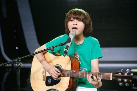 Dat len ban can 3 thi sinh nhi tranh ngoi vi quan quan Vietnam Idol Kid 2017 - Anh 2