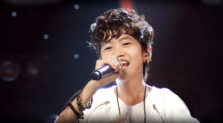 Dat len ban can 3 thi sinh nhi tranh ngoi vi quan quan Vietnam Idol Kid 2017 - Anh 3