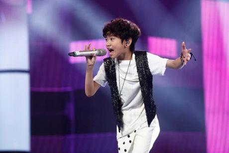Dat len ban can 3 thi sinh nhi tranh ngoi vi quan quan Vietnam Idol Kid 2017 - Anh 4