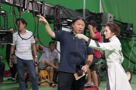 Bao Anh hoa da nu, Ngo Thanh Van xam tro day minh trong phim moi - Anh 1