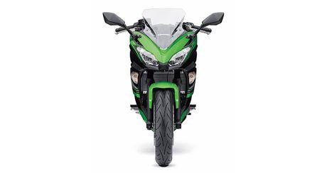 Kawasaki Ninja 650 ABS 2017 chuan bi ve Viet Nam - Anh 4