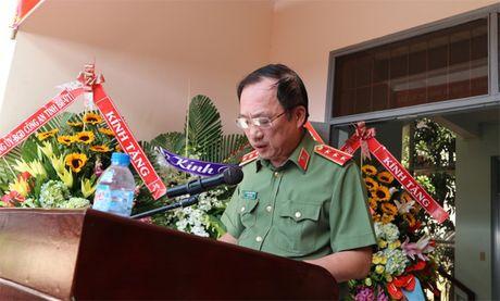 Khanh thanh phong tuong niem co Bo truong Bui Thien Ngo - Anh 1