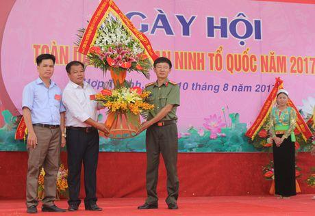 Hoa Binh to chuc Ngay hoi toan dan bao ve ANTQ - Anh 2