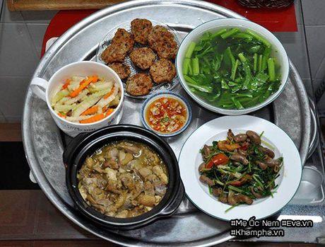 Me Ha Noi dinh cu o Sai Gon khoe mam com ai nhin cung phai chu y bat nuoc cham - Anh 11