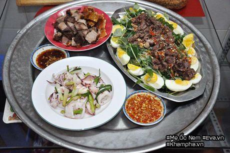 Me Ha Noi dinh cu o Sai Gon khoe mam com ai nhin cung phai chu y bat nuoc cham - Anh 5