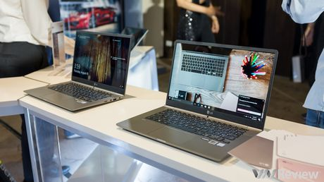 LG chinh thuc gia nhap thi truong laptop Viet nam voi dong LG gram mong nhe - Anh 13