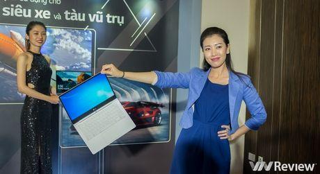 LG chinh thuc gia nhap thi truong laptop Viet nam voi dong LG gram mong nhe - Anh 16