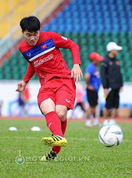 Xuan Truong tam su truoc SEA Games 29: Co hoi chi den mot lan - Anh 2
