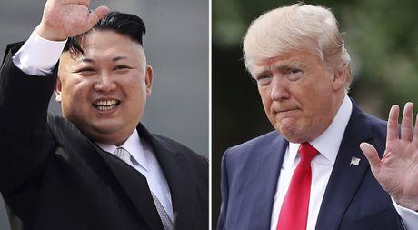 Trung Quoc 'dau dau' vi ong Donald Trump va Kim Jong-un - Anh 1