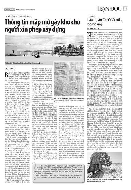 Diem tin Bao Xay dung so 64 (1971) - Anh 11