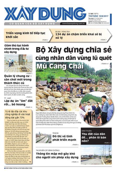 Diem tin Bao Xay dung so 64 (1971) - Anh 1