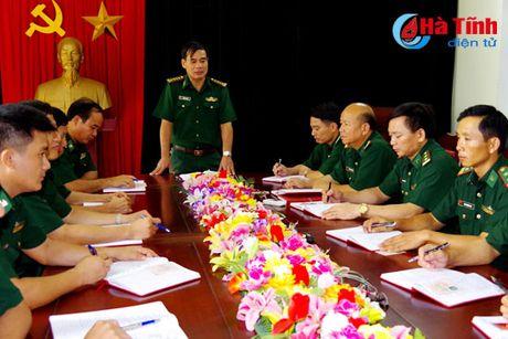 Lan toa phong trao hoc va lam theo Bac o Bo doi Bien phong Ha Tinh - Anh 1
