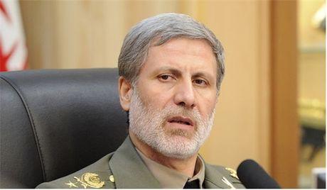 Iran tiet lo viec nang cap la chan ten lua S-300 - Anh 1
