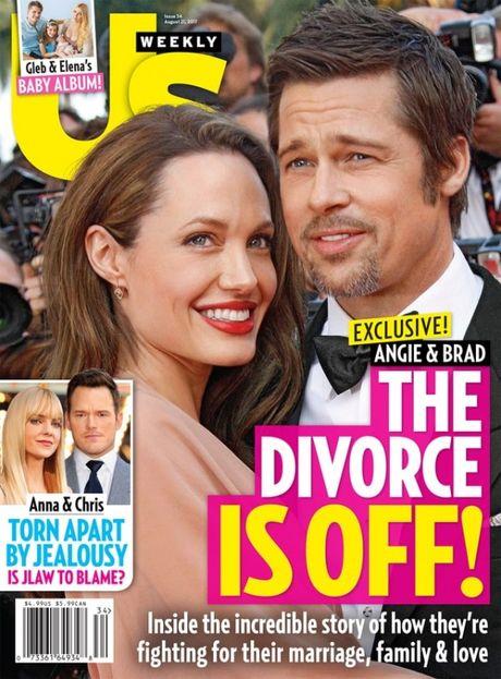 Ro tin Brad Pitt va Angelina Jolie se han gan tro lai? - Anh 1