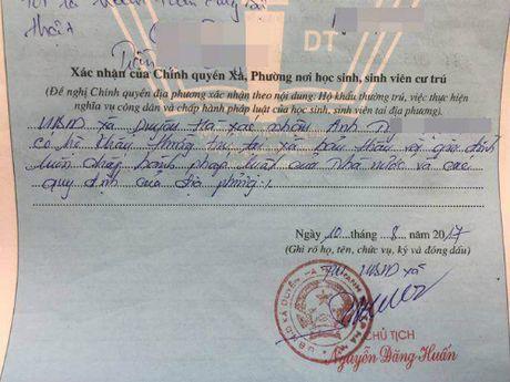 Xa o Ha Noi 'but phe' ly lich gay kho cho sinh vien nhap hoc - Anh 3