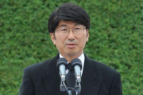 Thi truong Nagasaki keu goi the gioi tu bo hat nhan - Anh 1