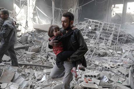 Israel, My, Nga bi mat dam phan ngung ban o Syria - Anh 1
