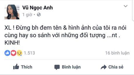 Huu Vi dang anh nong, tinh cu noi gian: 'Dung so sanh toi voi doi tuong nhu the' - Anh 2