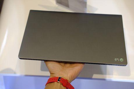 Can canh laptop LG Gram nhe nhat the gioi, pin dung 17,5 tieng vua ra mat tai Viet Nam - Anh 13