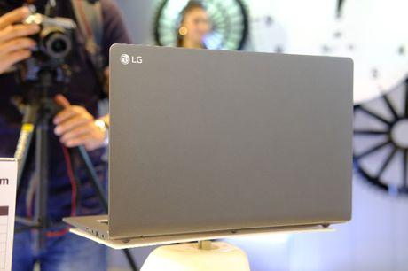Can canh laptop LG Gram nhe nhat the gioi, pin dung 17,5 tieng vua ra mat tai Viet Nam - Anh 14