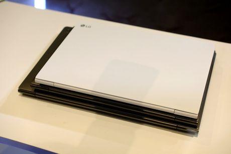 Can canh laptop LG Gram nhe nhat the gioi, pin dung 17,5 tieng vua ra mat tai Viet Nam - Anh 3