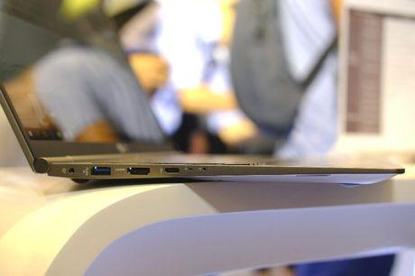 Can canh laptop LG Gram nhe nhat the gioi, pin dung 17,5 tieng vua ra mat tai Viet Nam - Anh 8