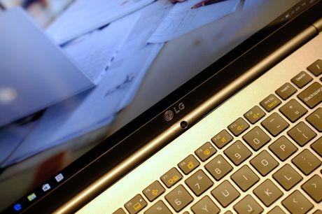 Can canh laptop LG Gram nhe nhat the gioi, pin dung 17,5 tieng vua ra mat tai Viet Nam - Anh 9
