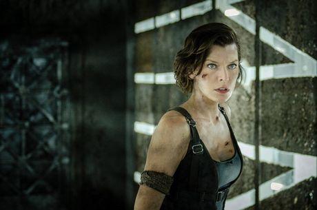 Minh tinh 'Resident Evil' tham gia phien ban moi cua 'Hellboy' - Anh 1