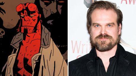 Minh tinh 'Resident Evil' tham gia phien ban moi cua 'Hellboy' - Anh 2