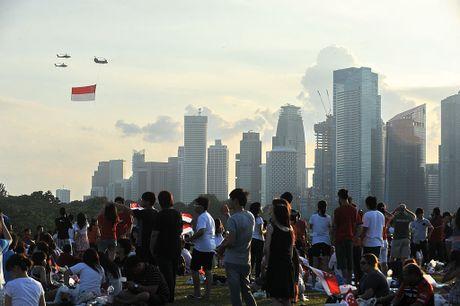 Dai bang, rong va su tu: Tuong lai Singapore trong ky nguyen Trump - Anh 1