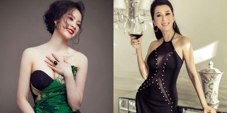 MC Ky Duyen, Thanh Mai co tuoi van sexy het nac - Anh 1