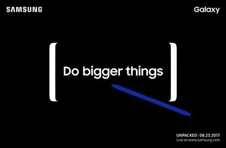 Ro tin Galaxy Note 8 trang bi man hinh cam ung luc nhan 3D Touch - Anh 1