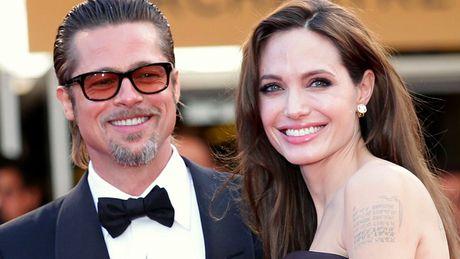 Brad Pitt - Angelina Jolie tri hoan ly hon vi muon han gan? - Anh 1