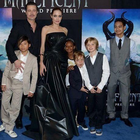 Brad Pitt - Angelina Jolie tri hoan ly hon vi muon han gan? - Anh 3