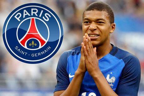 CAP NHAT toi 10/8: PSG chi 180 trieu mua Mbappe. Barca sap hoan thanh vu Dembele. Vu Neymar truc trac - Anh 4