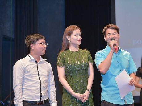 Xuan Bac lam giam khao chung ket 'Toa sang tai nang MC nhi' - Anh 1