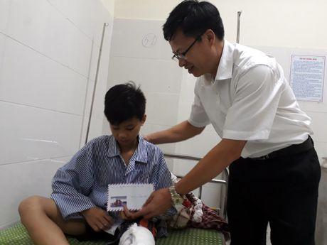 Thong tin moi ve tuong dai o Bac Kan do, mot be trai bi thuong - Anh 1
