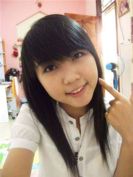 'Choang vang' voi nhan sac that cua Tuong Linh The Face - Anh 2