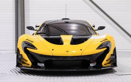 Phien ban McLaren P1 GTR vang den gia 3,3 trieu do - Anh 5