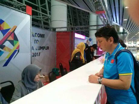 Vua toi Malaysia, sep VFF da phat buc voi BTC SEA Games - Anh 1