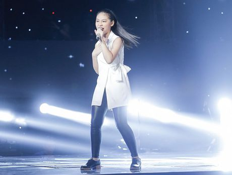 Vu Cat Tuong be bang vi bi thi sinh tu choi tai The Voice Kids - Anh 11