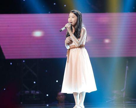 Vu Cat Tuong be bang vi bi thi sinh tu choi tai The Voice Kids - Anh 12