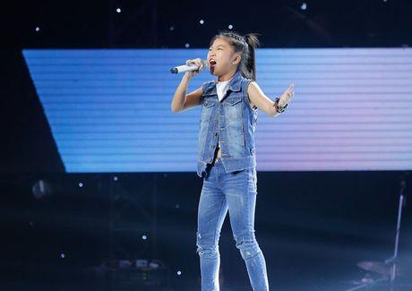 Vu Cat Tuong be bang vi bi thi sinh tu choi tai The Voice Kids - Anh 1