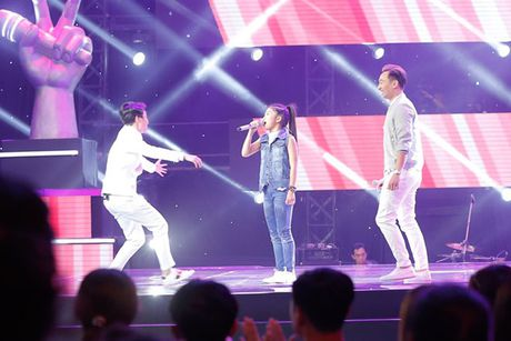 Vu Cat Tuong be bang vi bi thi sinh tu choi tai The Voice Kids - Anh 2