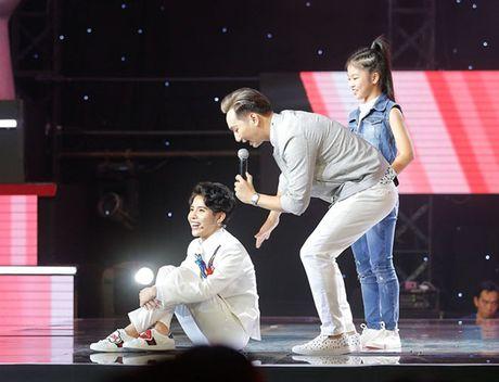 Vu Cat Tuong be bang vi bi thi sinh tu choi tai The Voice Kids - Anh 3