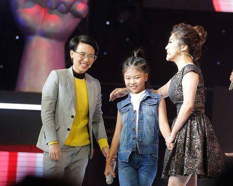 Vu Cat Tuong be bang vi bi thi sinh tu choi tai The Voice Kids - Anh 4